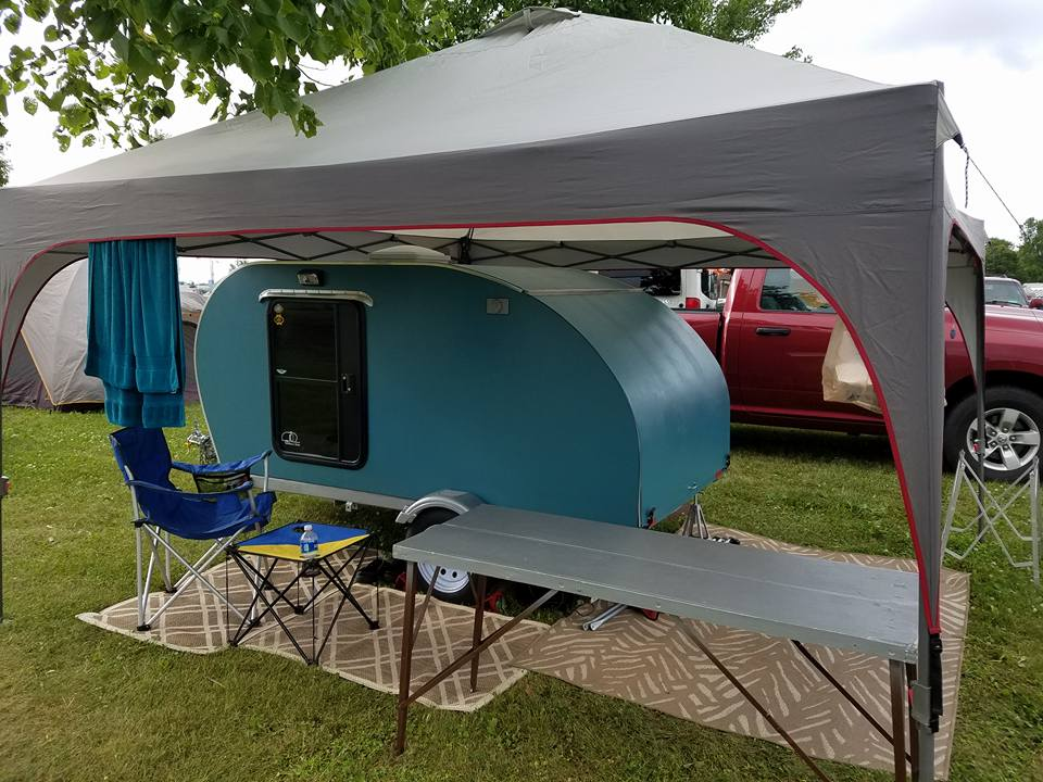 DIY Teardrop Camper Build- Becoming Tear Jerkers - My Mobile