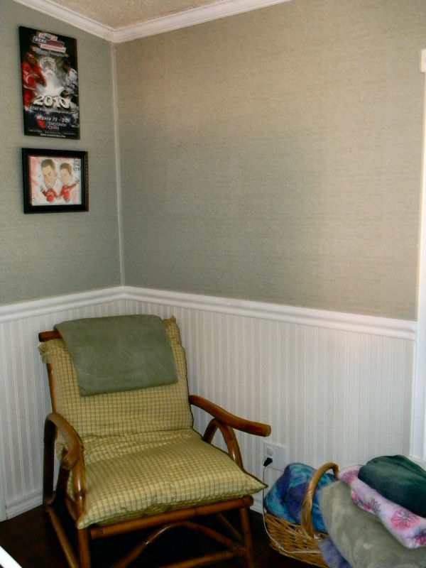 Get rid of wall strips in mobile home my mobile home Mobile home interior walls