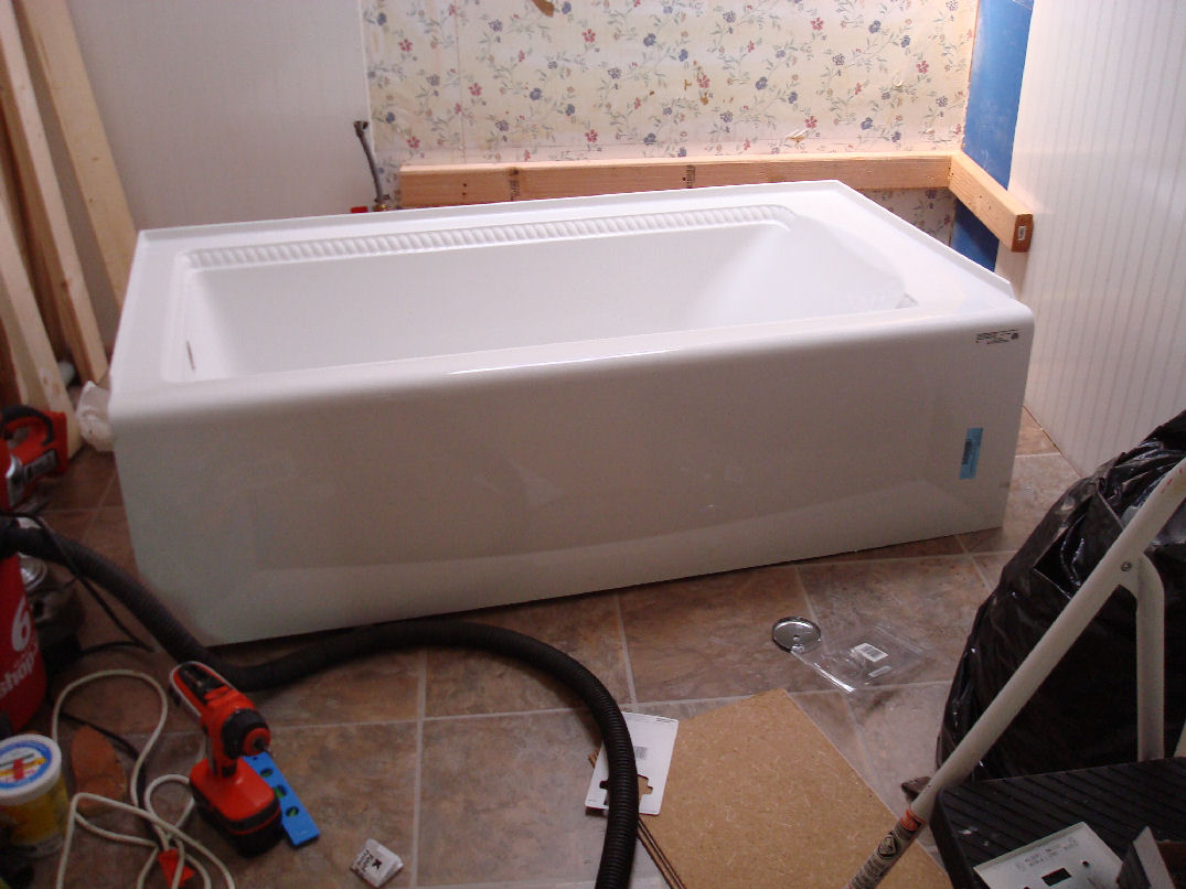 Mobile Home Bathroom-Redux! - My Mobile Home Makeover on mobile home toilet, mobile home refrigerator, mobile home covered patio, mobile home tile flooring,