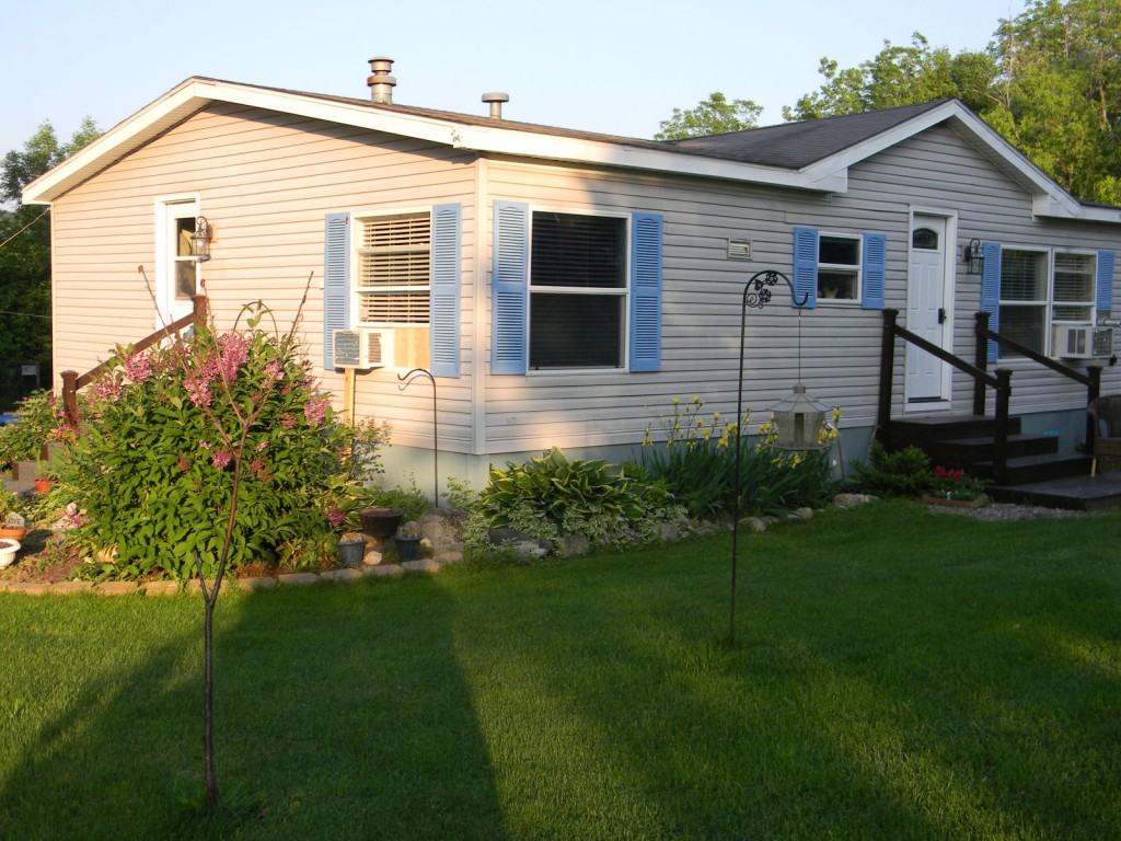 My Mobilehome Makeover landscaping