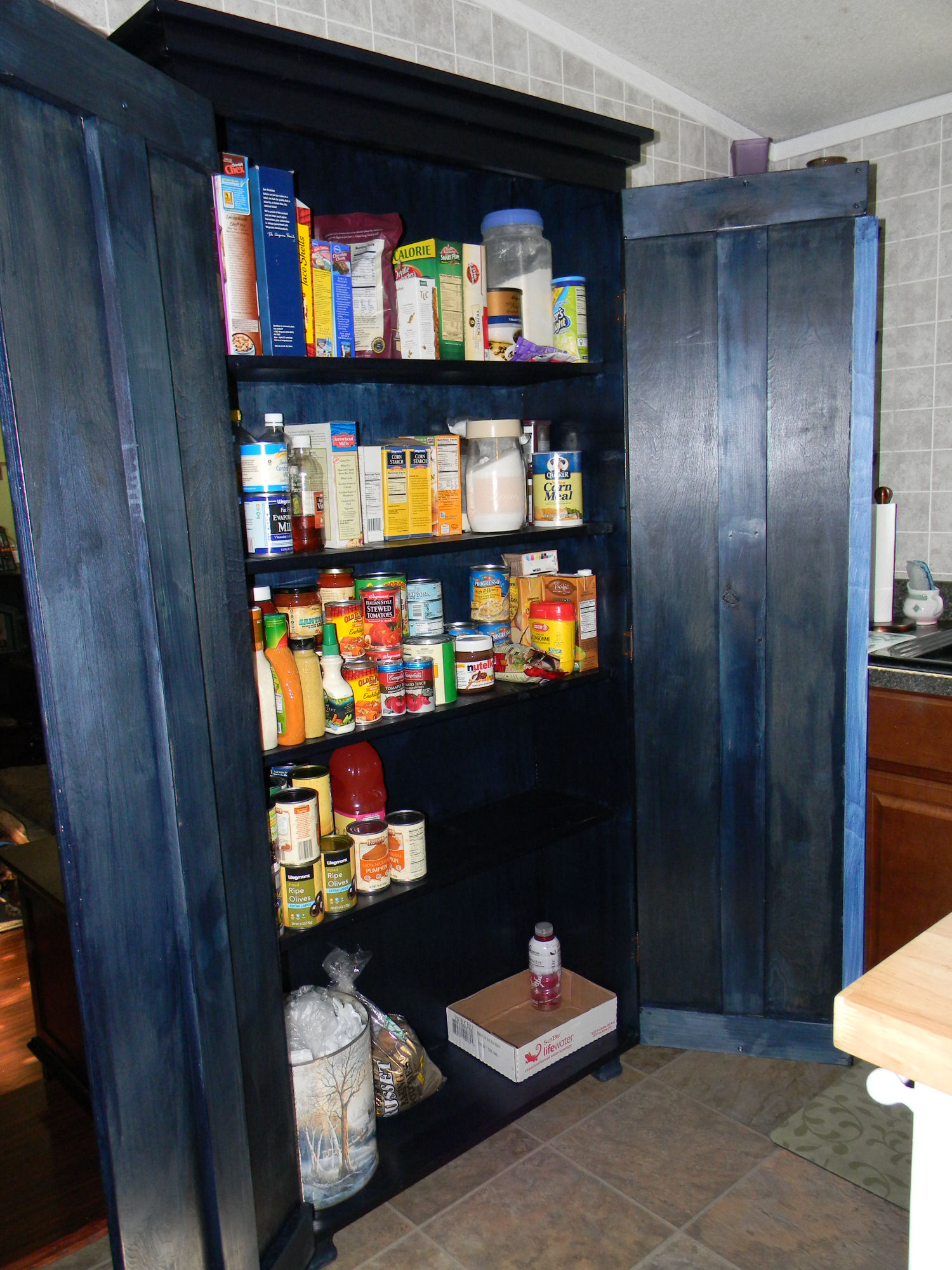 Magnificent Simplest Armoire as Kitchen Pantry DIY 1500 x 2000 · 538 kB · jpeg
