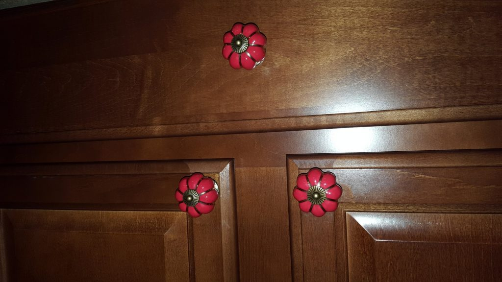 Pumpkin Cupboard Knobs